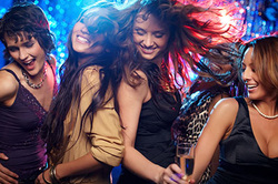 party nightlife dance